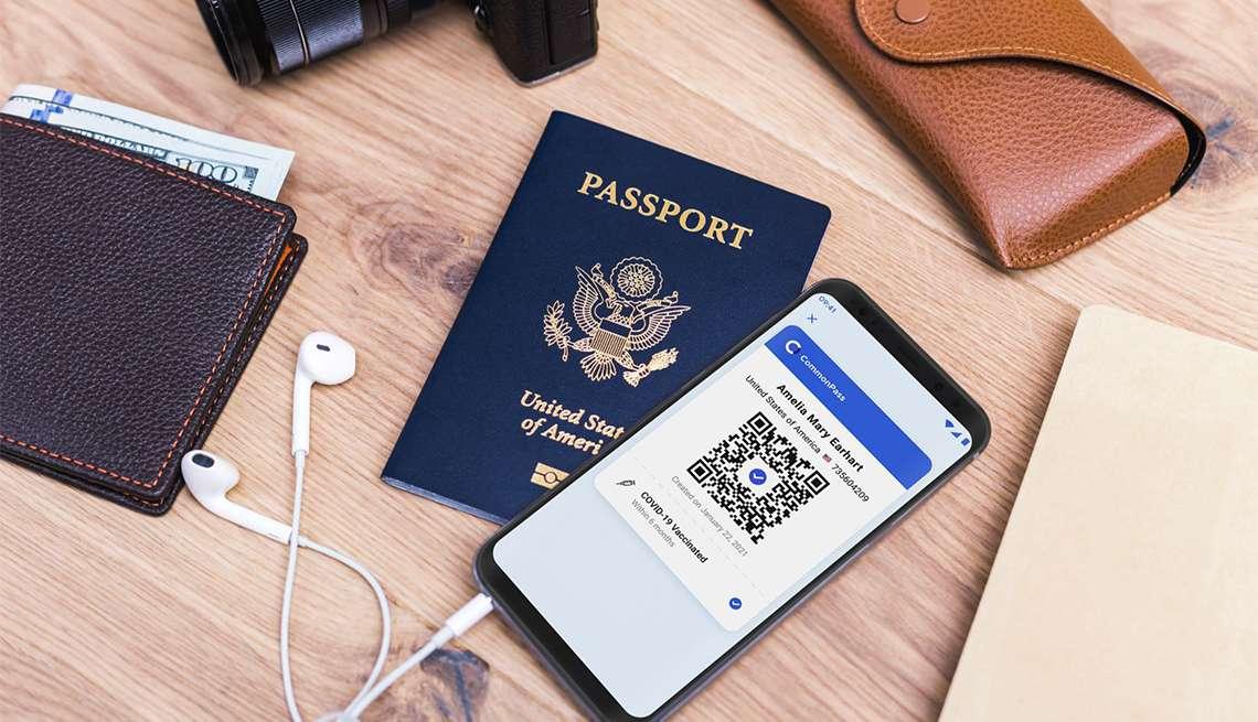 Vaccine Passports and International Travel